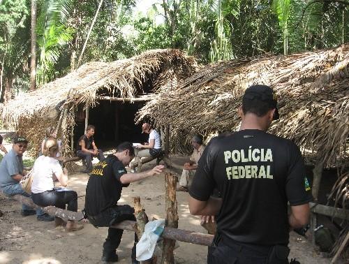 policia federal amazonia