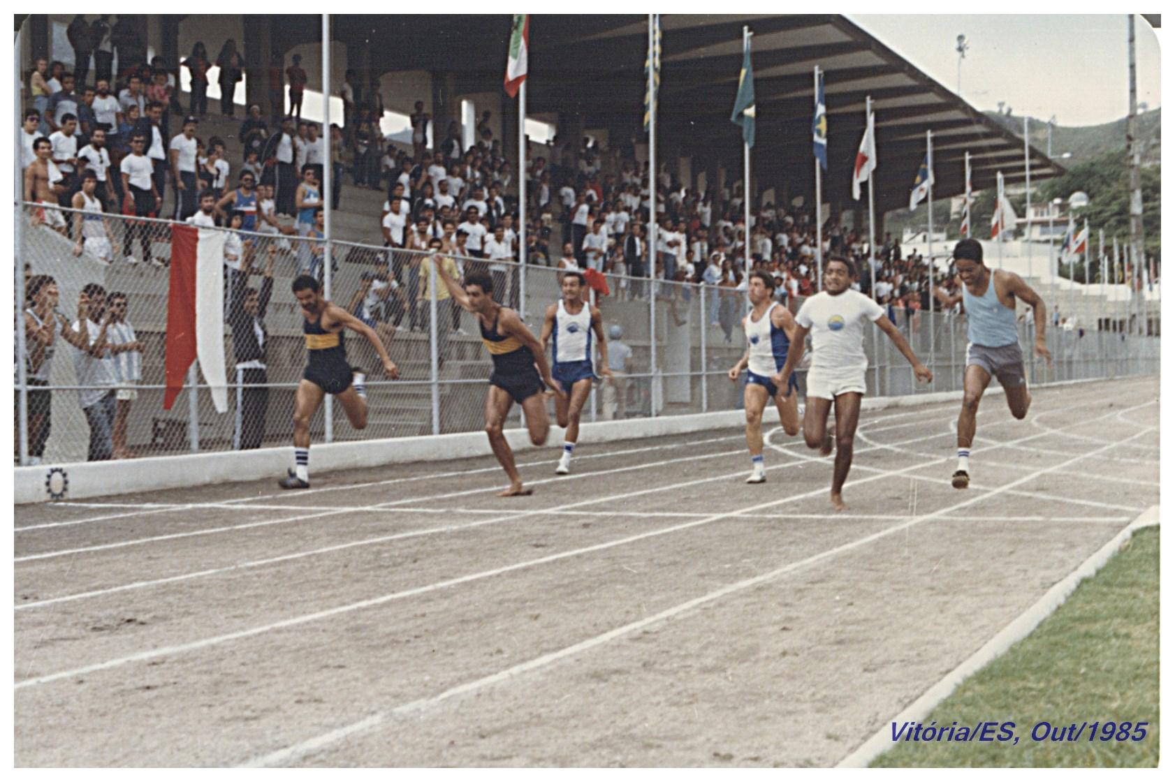 19851026 - ES - atletismo 100m