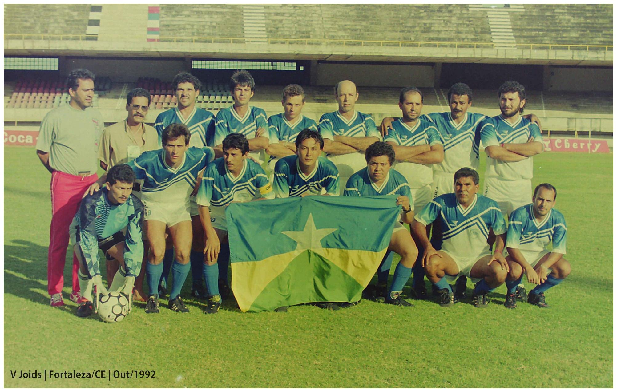 19921108 - CE - Futebol Campo RO