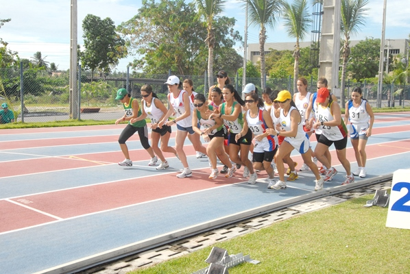 Atletismo feminino IX JOIDS BELO HORIZONTE