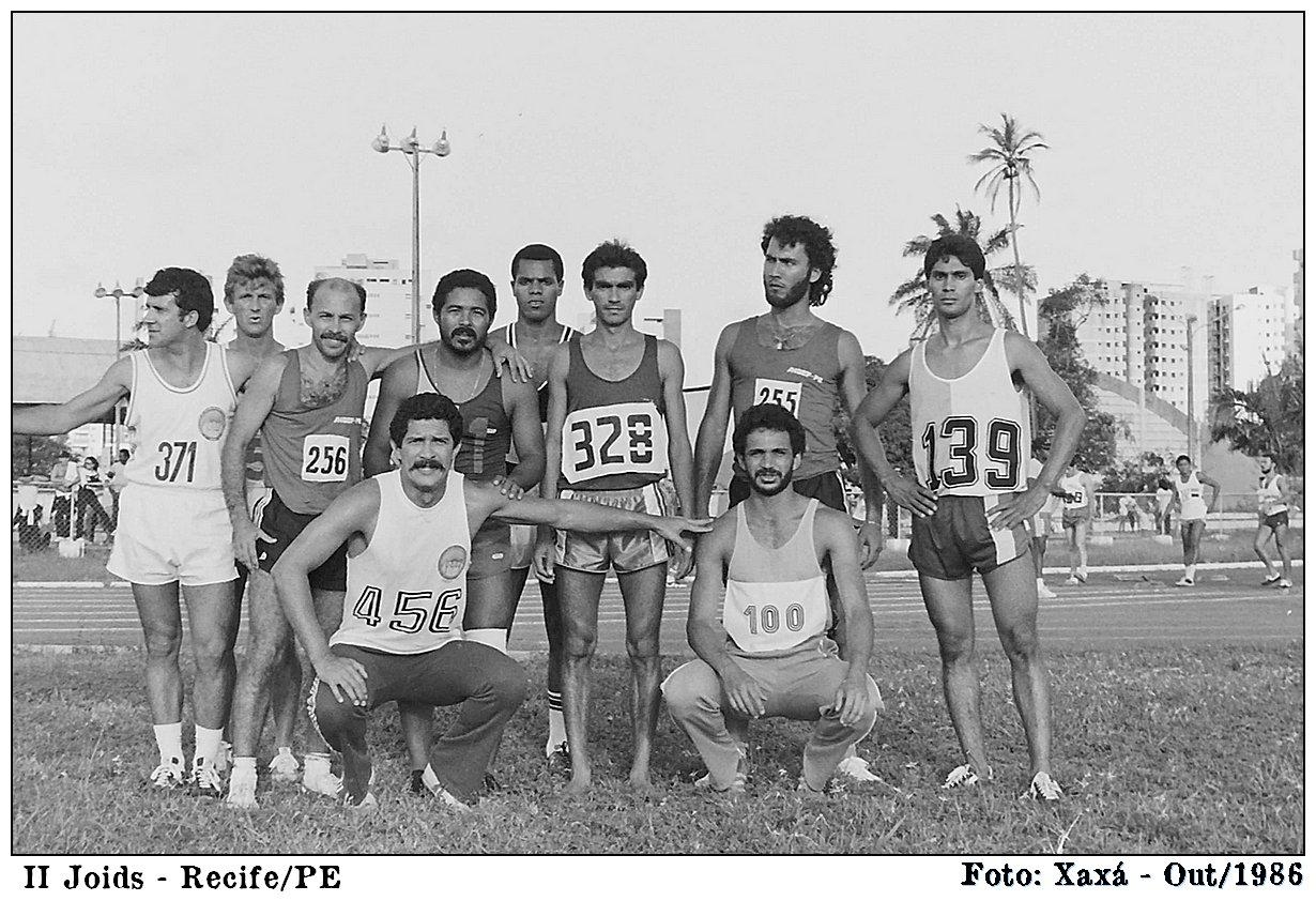 19861010 - PE - Atletismo Corrida 100m