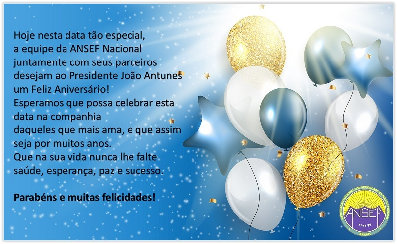 Homenagem ANSEF Nacional